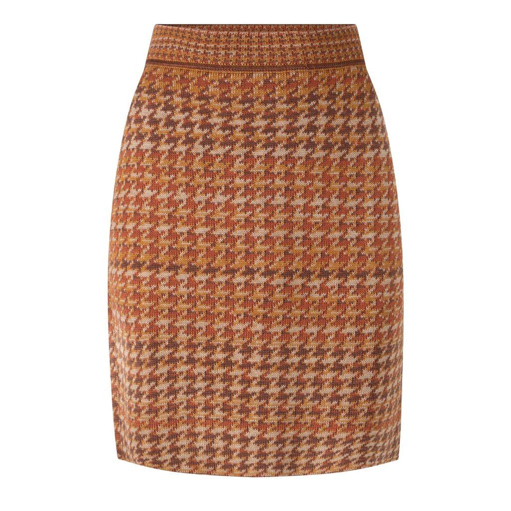 Vols & Original - Cashmere & Leather Oversized Coat Love