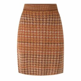 Vols & Original - Cashmere & Leather Oversized Coat Love