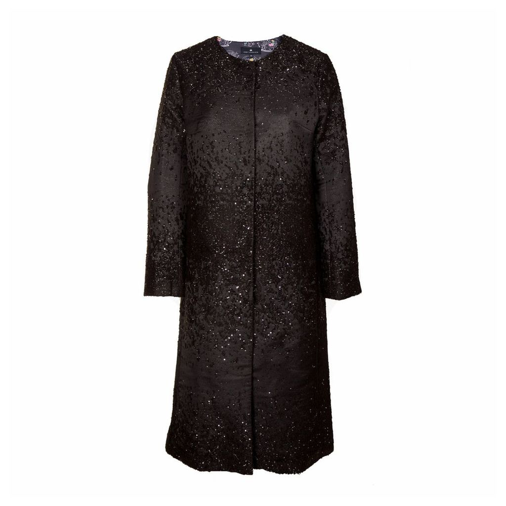Emily Lovelock - Sequin Coat