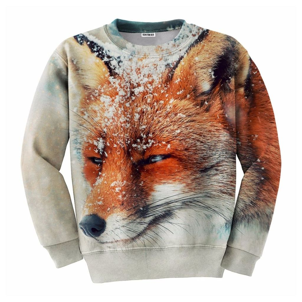 Aloha From Deer - The Fox Sweatshirt