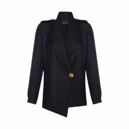 RAAB - Sum Black Blazer Shirt