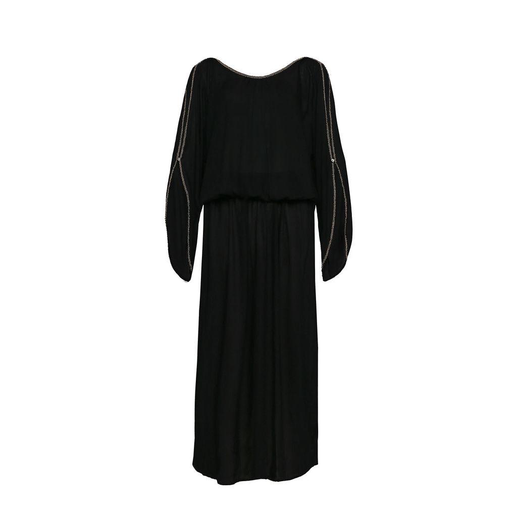 ELLESD - Khaki Suede T-Shirt