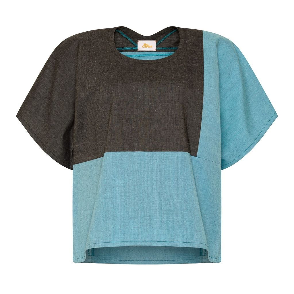 Claire Andrew - Graphic Luxe Track Skirt