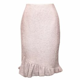VHNY - Pink Wool Skirt