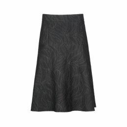 WtR - Simone Jaquard Mini Skirt