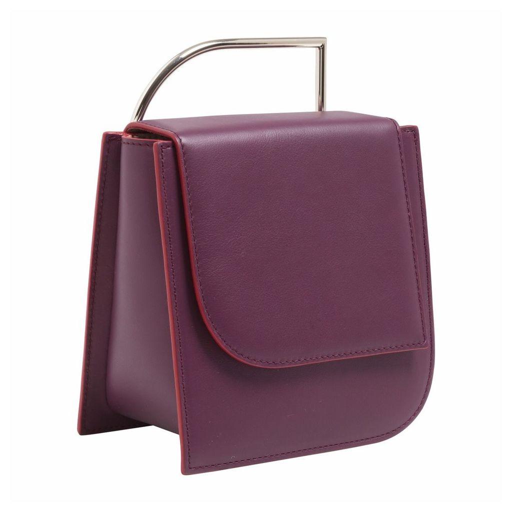 Lautem - Pascal Leather Bag Eggplant