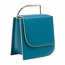 Lautem - Pascal Leather Bag Ocean