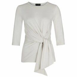 SOPHIA-ENJOY THINKING - Maze Jacquard Beachbag