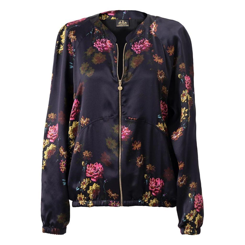 Risdon & Risdon - Factory Red Canvas & Leather Bag