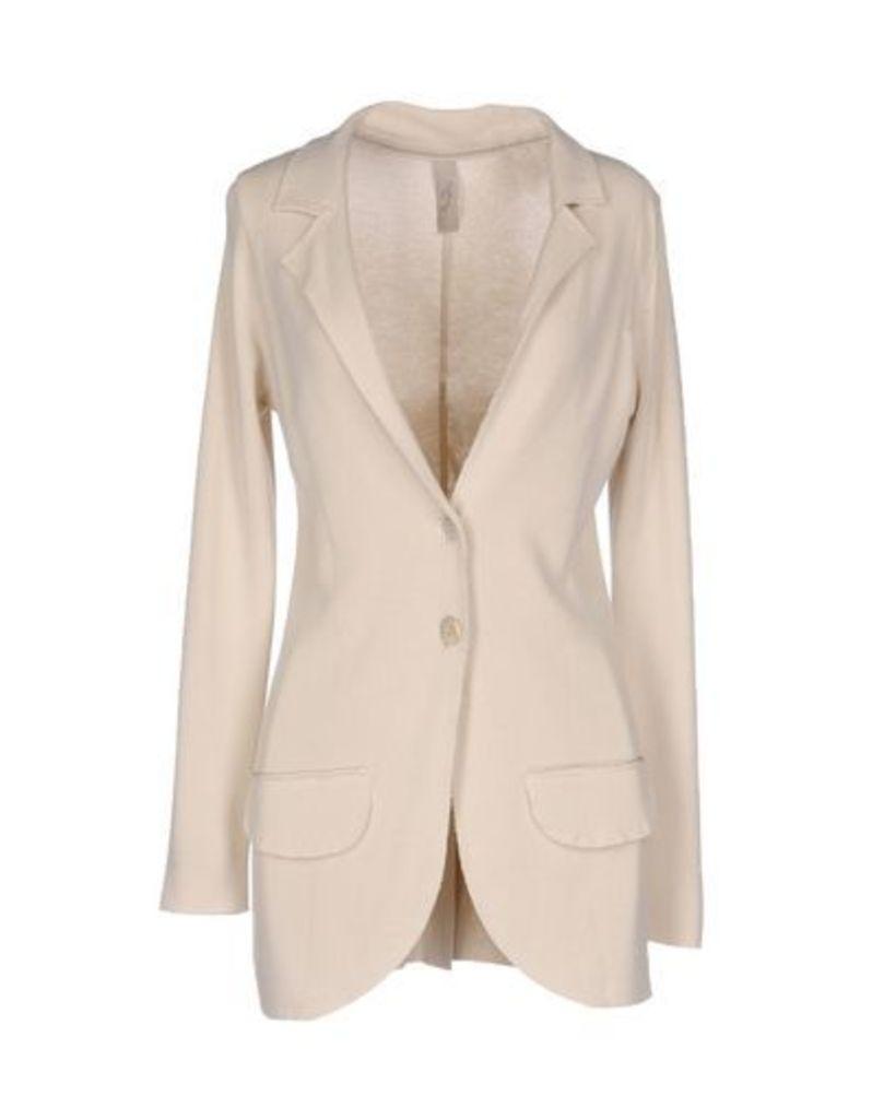 JUST PALOMA KNITWEAR Cardigans Women on YOOX.COM