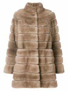 Liska Cheyenna coat - Neutrals