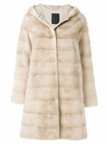 Liska Palomino coat - Neutrals