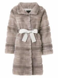 Liska Antonia coat - Grey