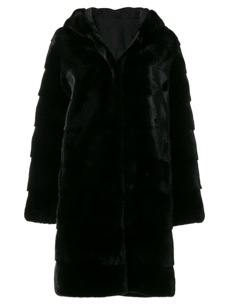 Liska Damiana coat - Black
