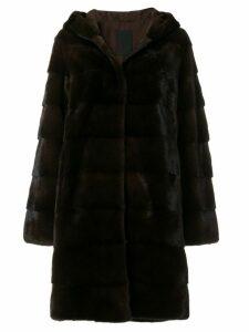 Liska Damiana coat - Brown
