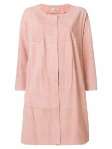 Desa 1972 loose fit coat - Pink