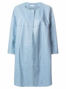 Desa 1972 three-quarter sleeve coat - Blue