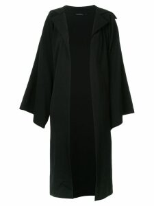 Yohji Yamamoto Pre-Owned dissected underarm coat - Black