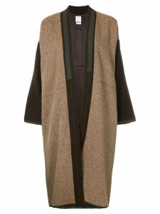 Visvim kimono coat - Brown