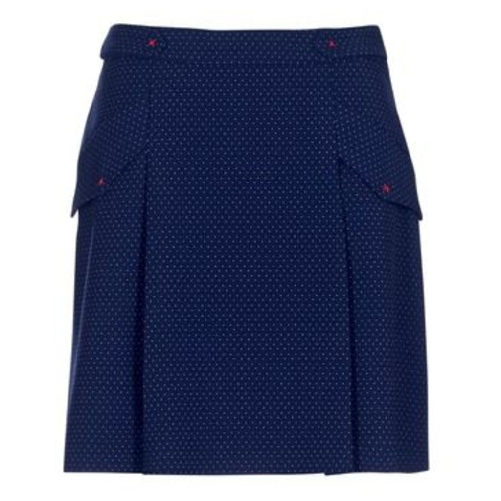 Kookaï  VLADOER  women's Skirt in Blue