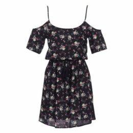 Moony Mood  IFATEM  women's Dress in Black