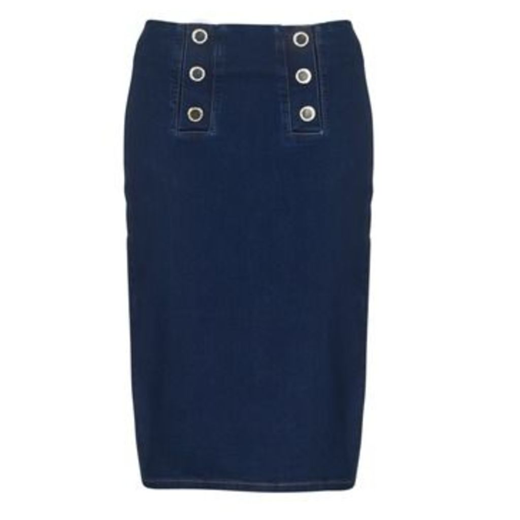 Morgan  JSCALI  women's Skirt in Blue