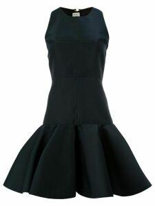 Maison Rabih Kayrouz peplum short dress - Blue