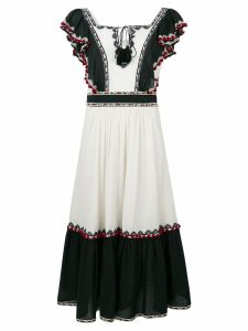 Talitha Alicia dress - Neutrals