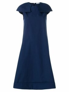 Société Anonyme Small Clock dress - Blue