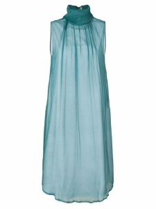 Société Anonyme Summer Turtle dress - Green