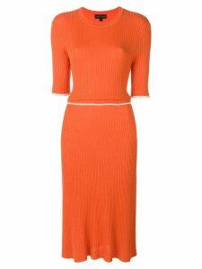 Cashmere In Love Desideria midi dress - Orange
