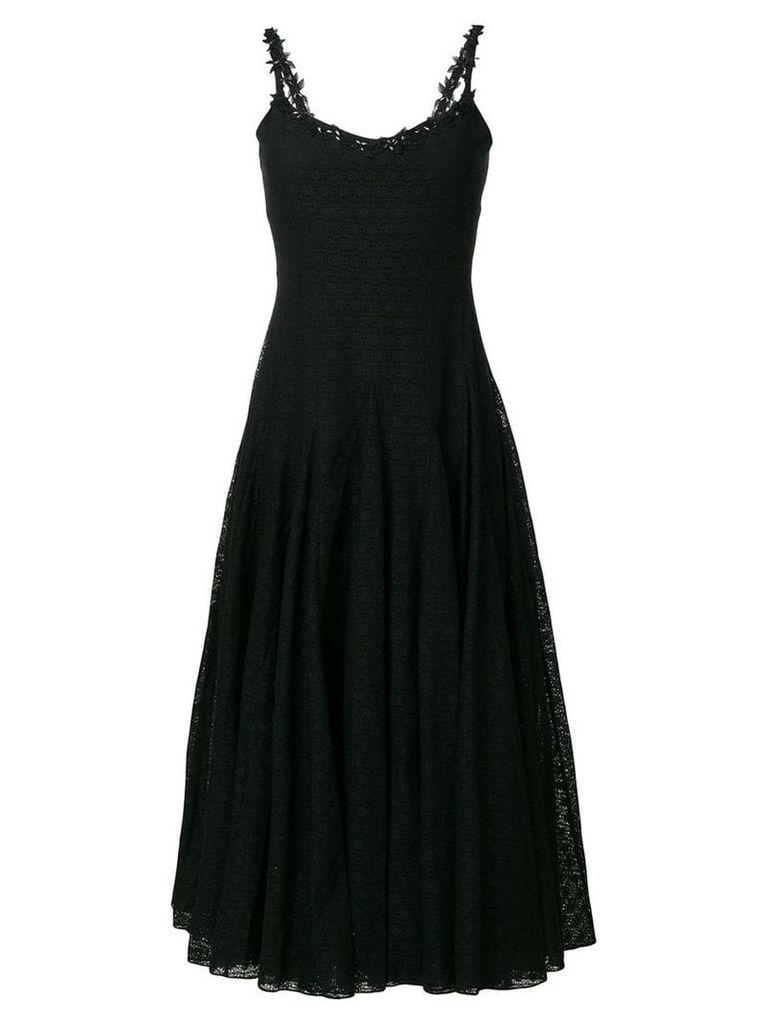 Noon By Noor Emma lace dress - Black
