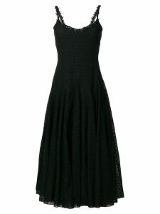 Noon By Noor Emma lace dress - Black