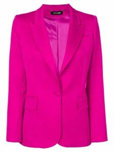 Styland classic blazer jacket - Pink