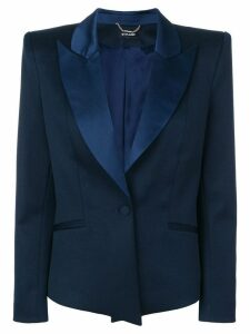 Styland tuxedo blazer - Blue