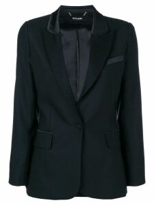 Styland single button blazer - Black
