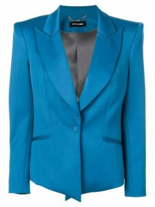 Styland fitted blazer - Blue