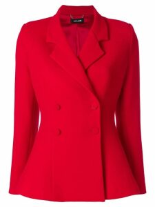 Styland double breasted blazer - Red