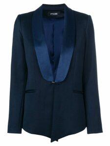 Styland button blazer - Blue