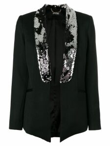 Styland sequin embellished blazer - Black