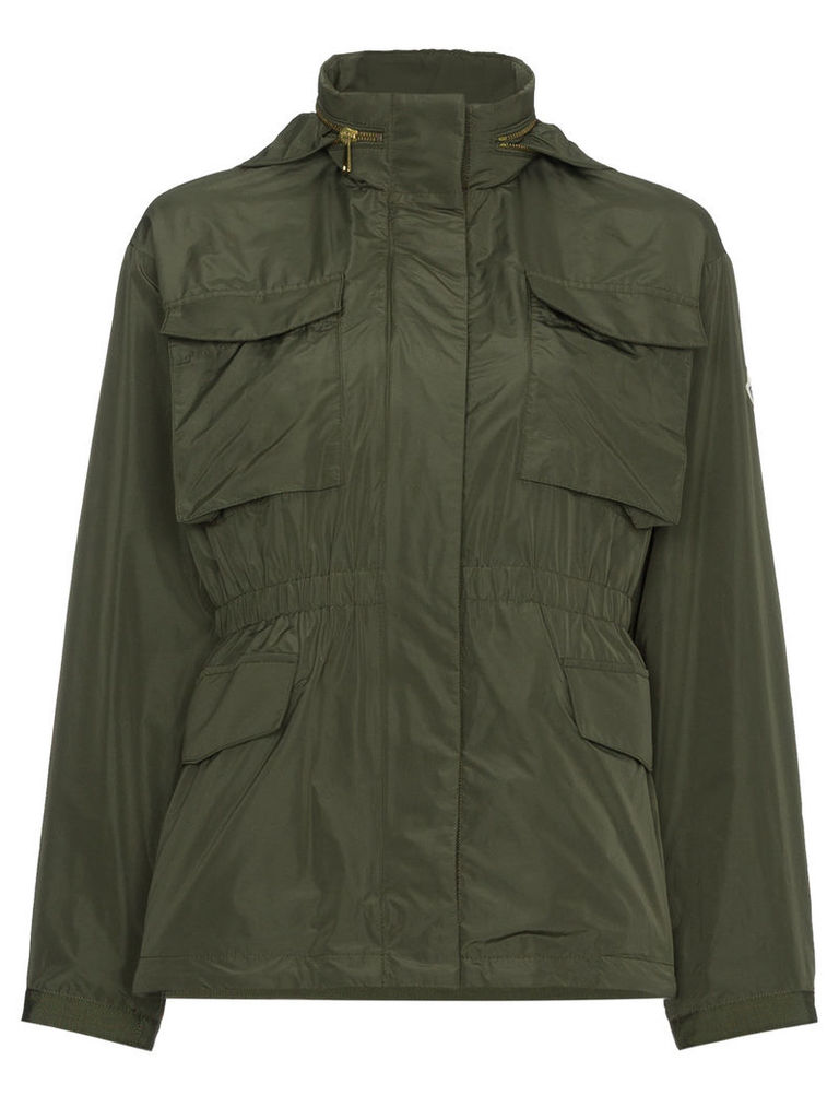 Moncler Green Safari Jacket