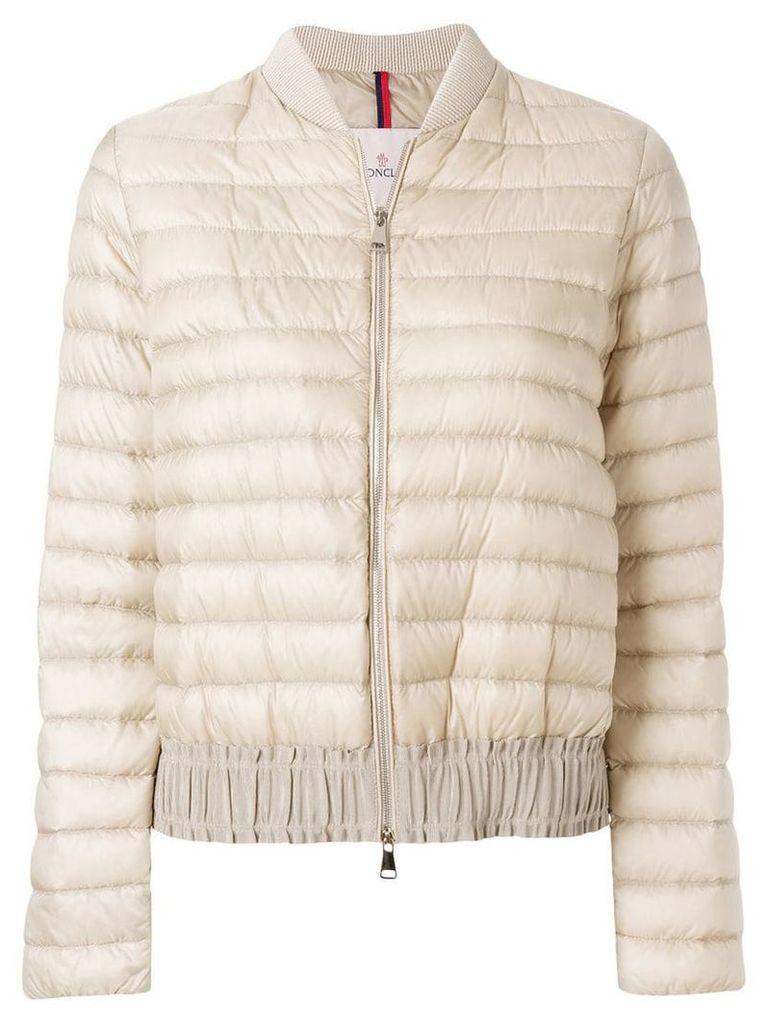 Moncler casual puffer jacket - Neutrals