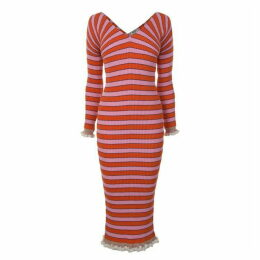 Kenzo Stripe Knitted Dress