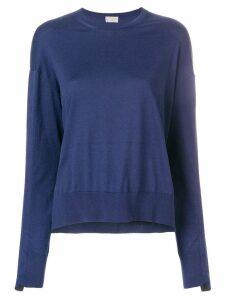 MRZ knitted sweatshirt - Blue