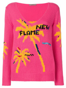 Ermanno Scervino New Flame sweater - Pink