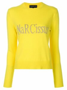 Cashmere In Love Kristie sweater - Yellow