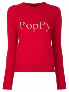 Cashmere In Love Kristie sweater - Red