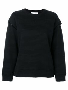 IRO dropped shoulder sweatshirt - Black