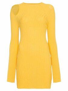 Ellery Aquarius Long Sleeve Knit - Yellow