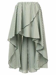 Caroline Constas Adelle skirt - Green